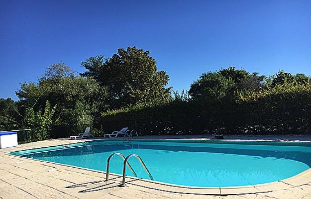 Bourgogne, nature et calme au bords de l'eau