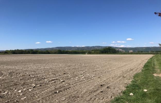 terrain loisirs à vendre en SUD Rhône Alpes