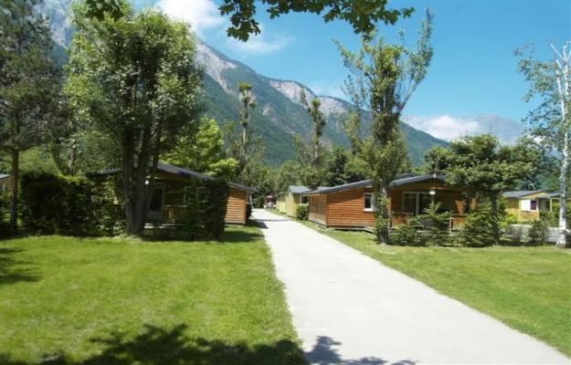 camping en vente sur site touristique des Alpes