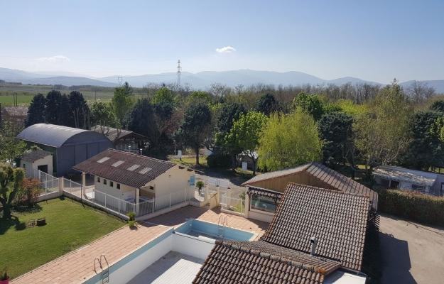camping à vendre en vallée du Rhône