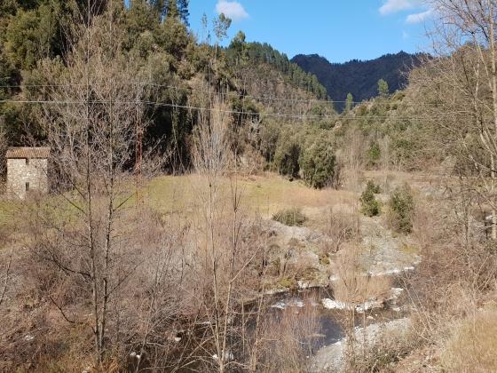 Parc national en Languedoc,  camping à vendre