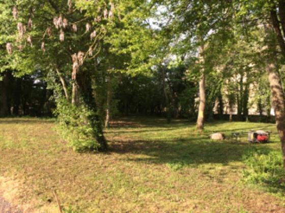Camping en vente à 2 heures de Paris, idéal débutant