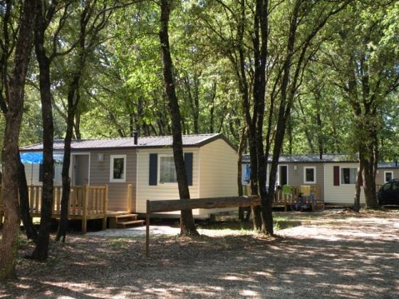 Camping à vendre en SUD Rhône Alpes au soleil