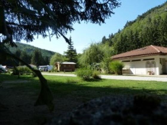 superbe camping à vendre Auvergne