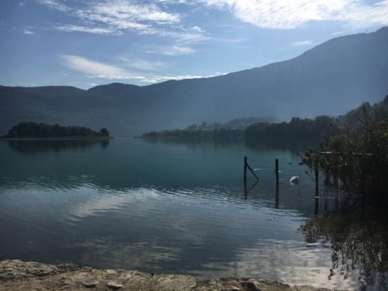 Rhône Alpes, pieds dans l'eau !!!