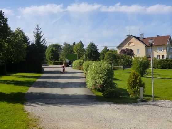 Superbe camping à vendre en Franche-Comté