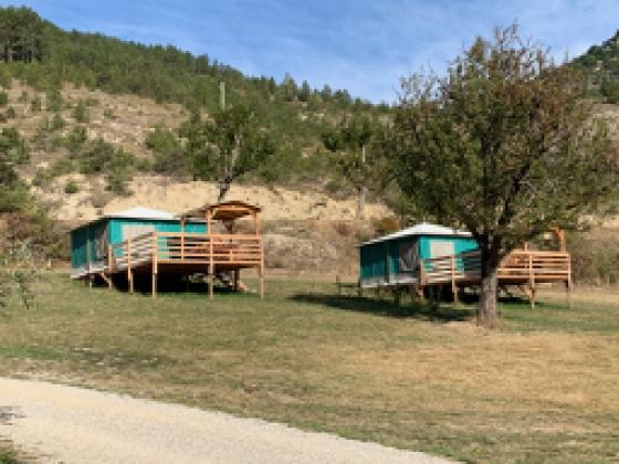 aire naturelle de camping à vendre